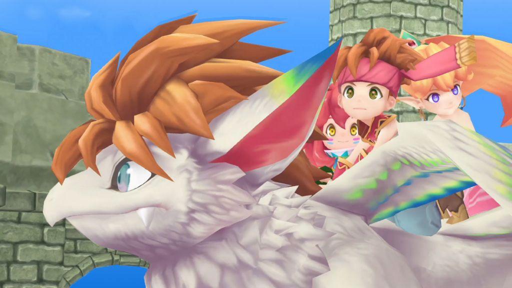 Secret of Mana: SquareEnix entwickelt PS4-Remake