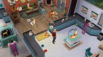Die Sims 4: Cats & Dogs - Screenshots - Bild 3