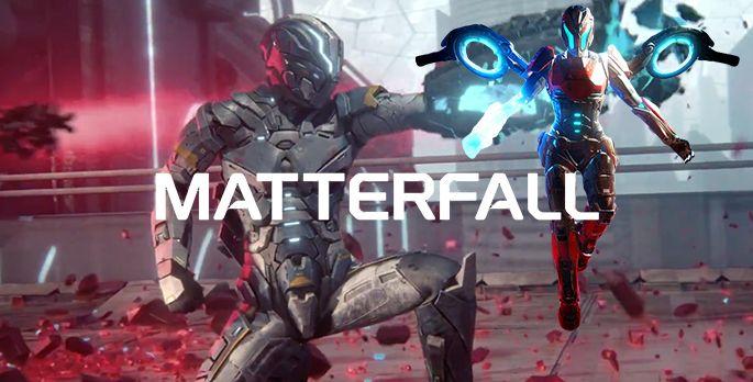 Matterfall - Test