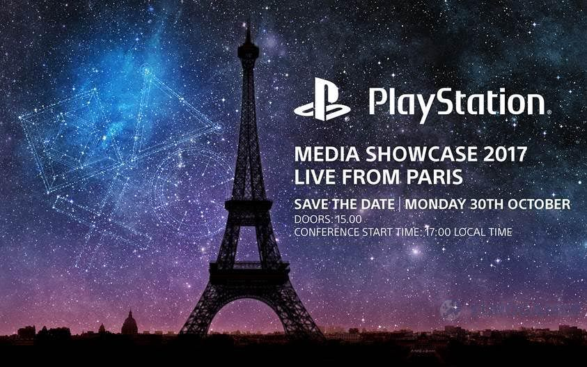 Paris Games Week: PlayStation Media Showcase 2017 hat einen Termin