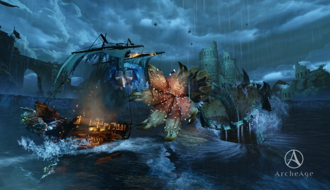 ArcheAge 5 neue gamescom-Screenshots - Screenshots - Bild 1