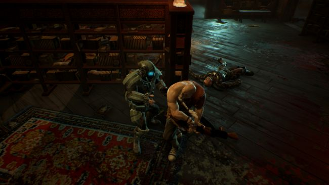 Redeemer - Screenshots - Bild 1