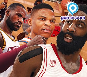 NBA Live 18 - Preview