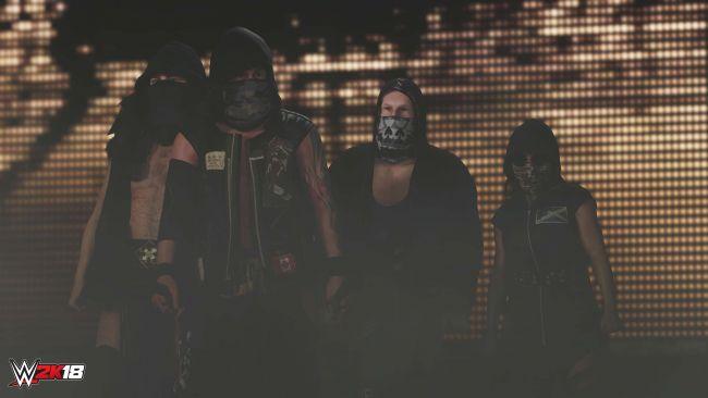 WWE 2K18 - Screenshots - Bild 9