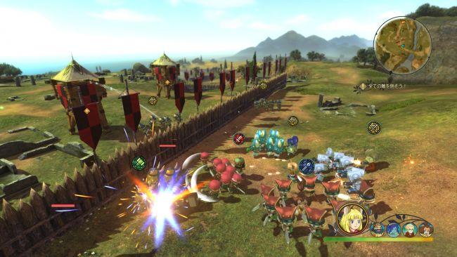 Ni no Kuni II: Schicksal eines Königreichs - Screenshots - Bild 4