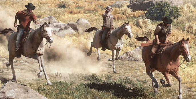 Wild West Online - Preview
