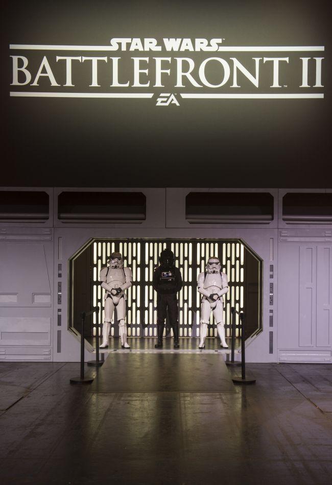 Star Wars: Battlefront II - Artworks - Bild 11