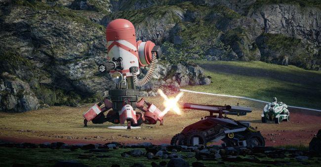 Switchblade - Screenshots - Bild 6