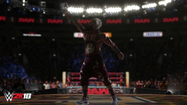 WWE 2K18 - Screenshots - Bild 10