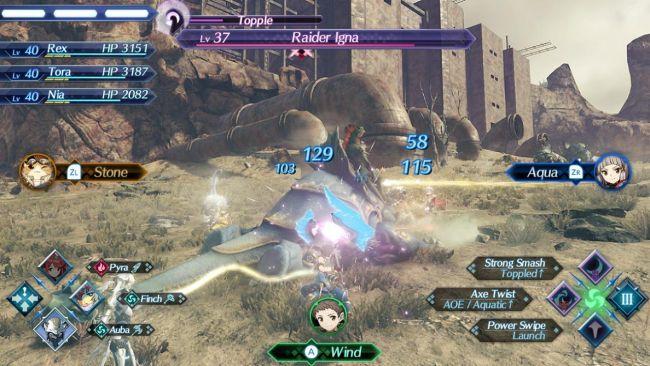 Xenoblade Chronicles 2 - Screenshots - Bild 14