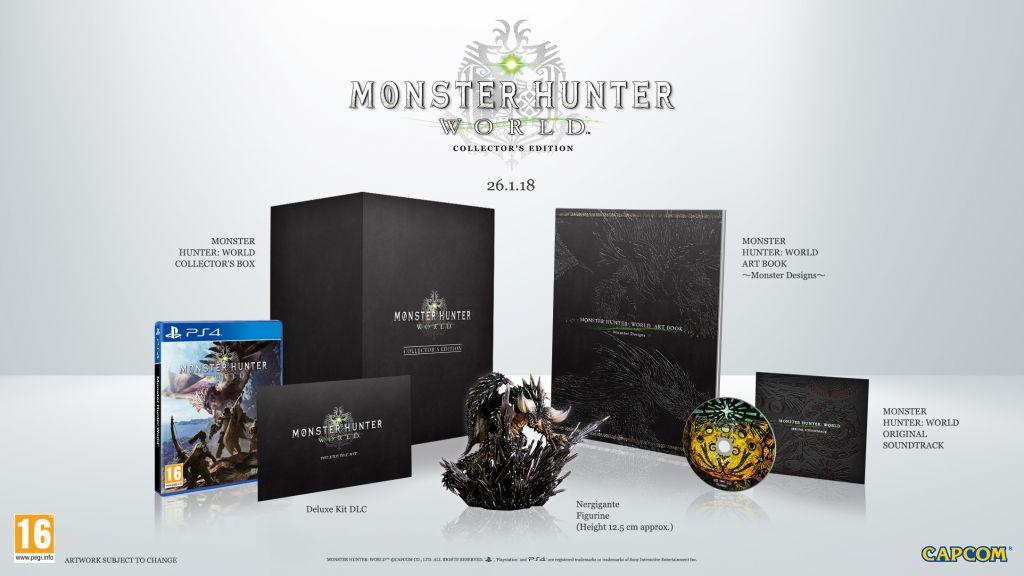 Monster Hunter World: Release-Termin & PS4 Pro-Sonderedition enthüllt