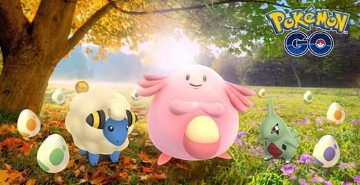 Pokémon Go: Sonnenwende-Event angekündigt