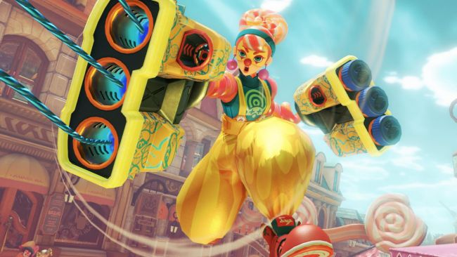 ARMS - Screenshots - Bild 1