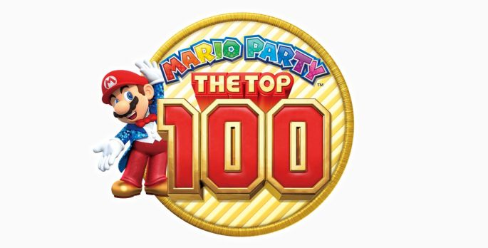 Mario Party: The Top 100 - Test