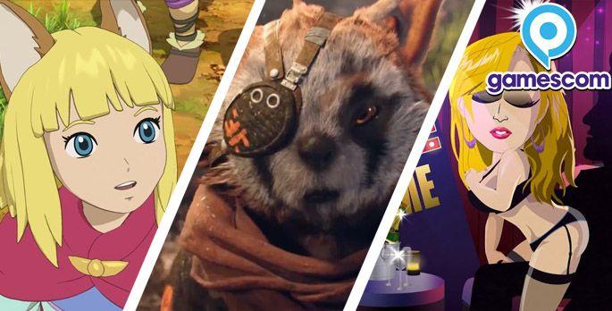 Top 10: Rollenspiele der Gamescom - Special