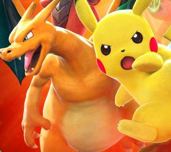 Pokémon Tekken DX - Test