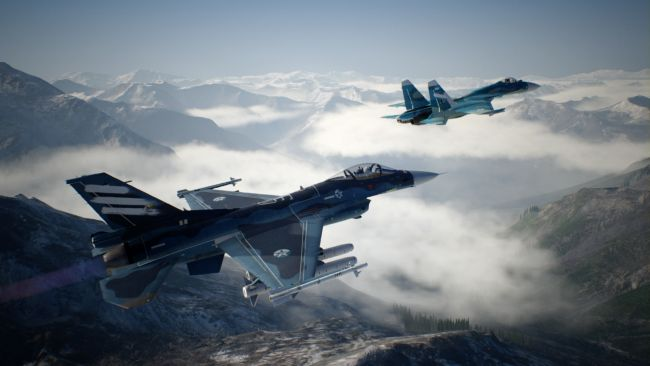 Ace Combat 7: Skies Unknown - Screenshots - Bild 1