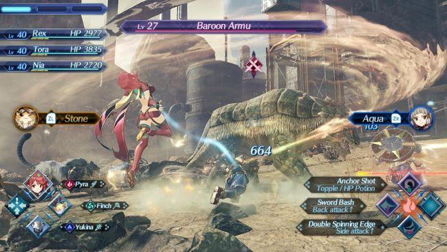 Xenoblade Chronicles 2 - Screenshots - Bild 12
