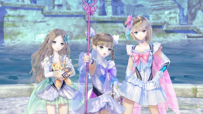 Blue Reflection - Screenshots - Bild 1