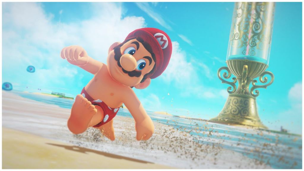 Animationsfilm zu Super Mario?