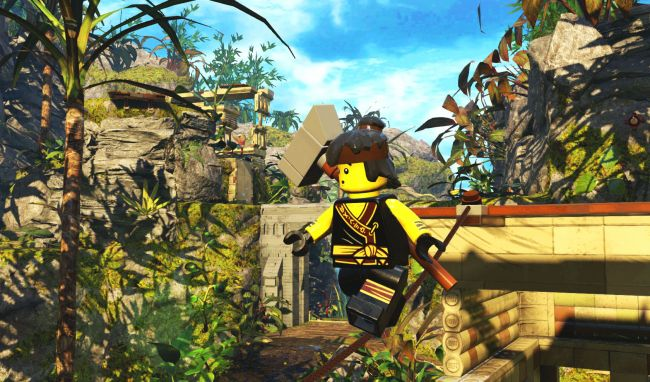 The LEGO Ninjago Movie Videogame - Screenshots - Bild 6