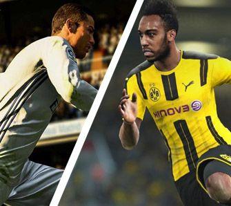 FIFA 18 vs. PES 2018 - Special