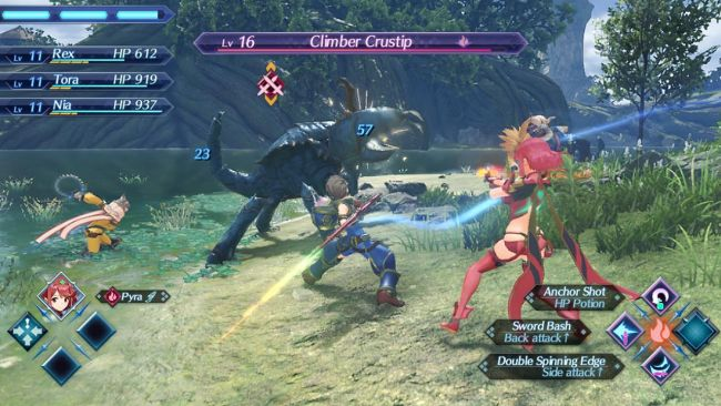 Xenoblade Chronicles 2 - Screenshots - Bild 15