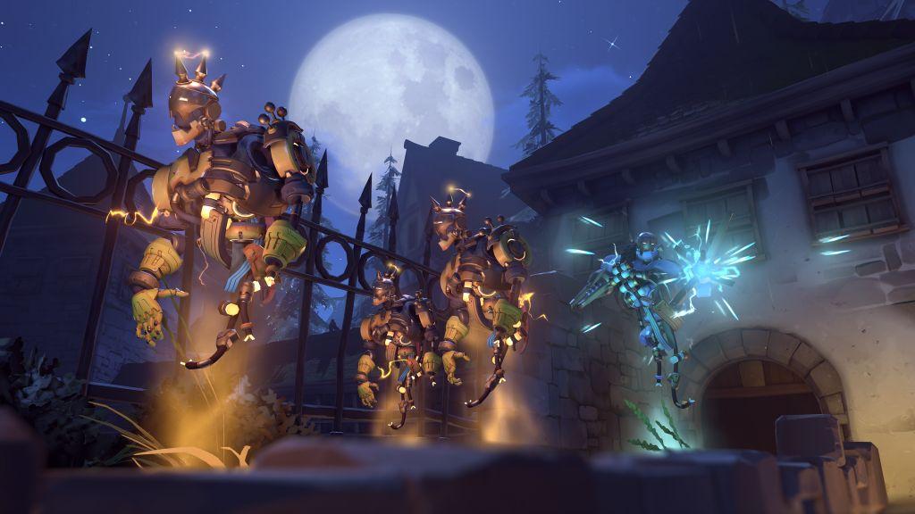Overwatch: Halloween-Update mit größerer Ultimate-Änderung - News ...