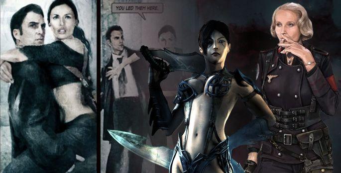 Schurkische Frauen in Videospielen - Special