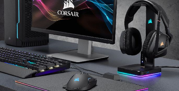 Corsair ST 100 RGB - Test