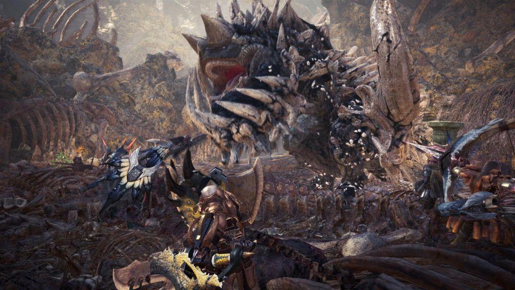 Monster Hunter World: Warum Capcom auf Lootboxen verzichtet