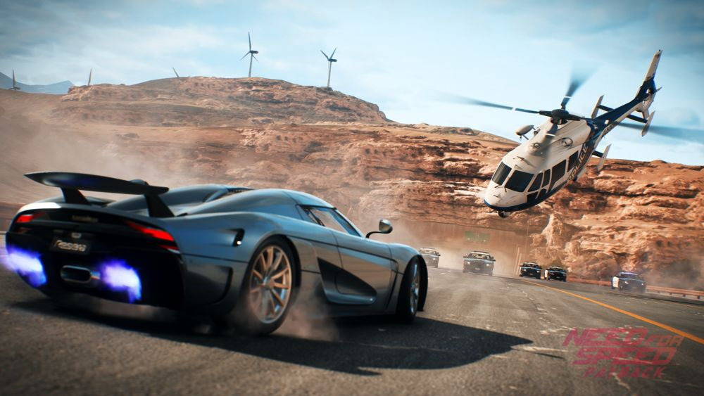 Need for Speed: Payback - Kampagne