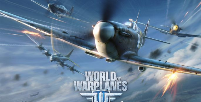 World of Warplanes 2.0 - Preview