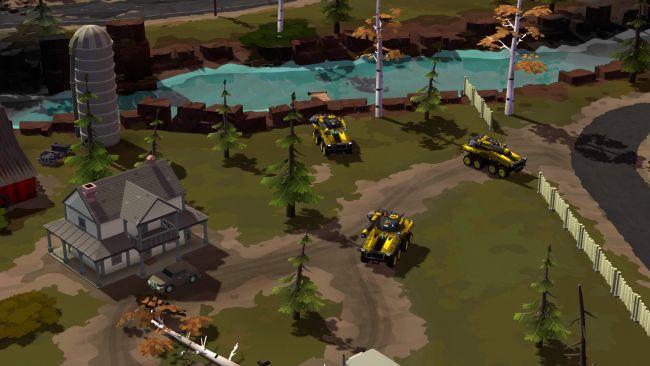 Forged Battalion - Screenshots - Bild 1