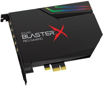 Sound BlasterX AE-5 - Test