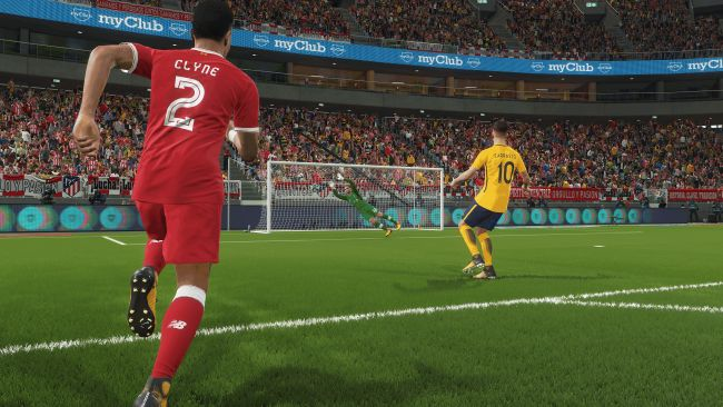 Pro Evolution Soccer 2018 - Screenshots - Bild 5