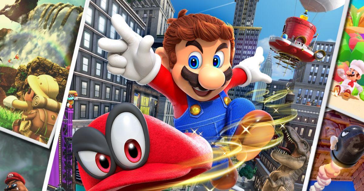 Super Mario Odyssey Das Vielleicht Genialste Spiel Des Jahrzehnts