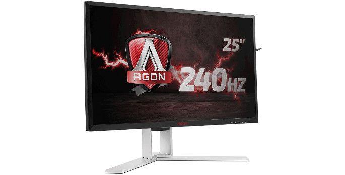 AOC AGON AG251FZ - Test