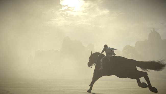 Shadow of the Colossus - Screenshots - Bild 1