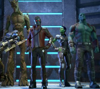Guardians of the Galaxy - Test