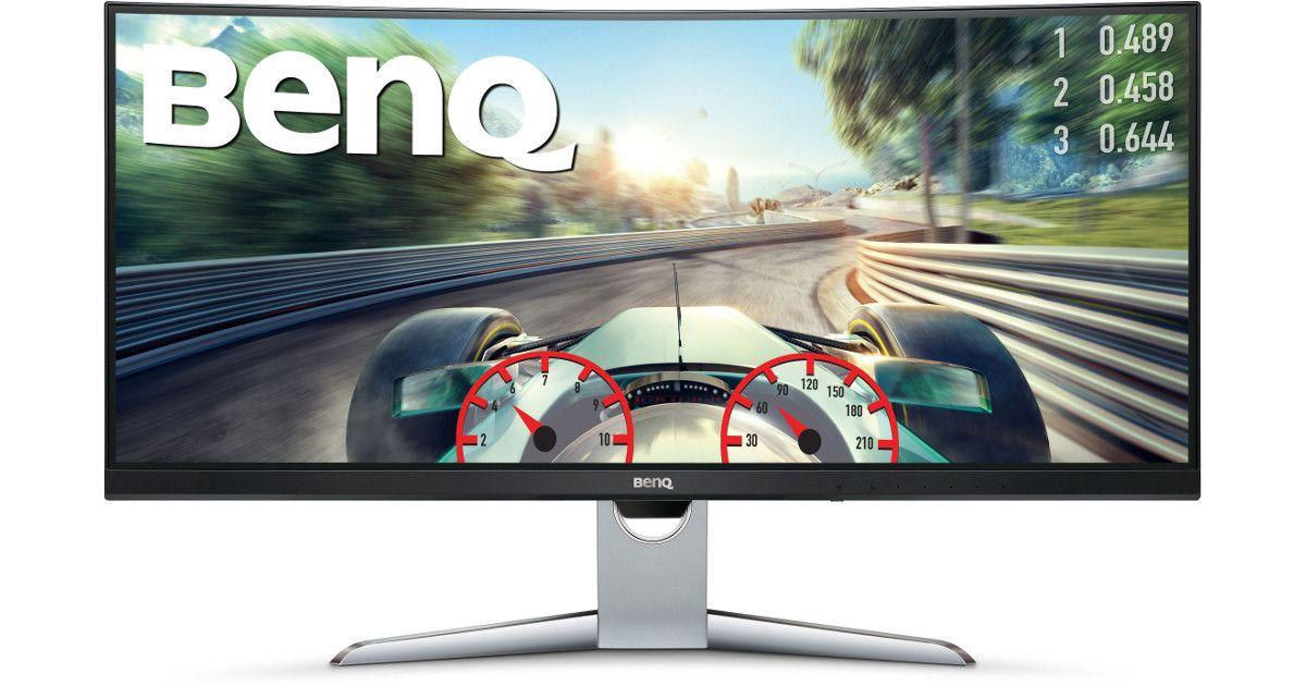 Battlegrounds Unglaublich Spannend: BenQ EX3501R: WQHD-Monitor Mit FreeSync Und HDR10