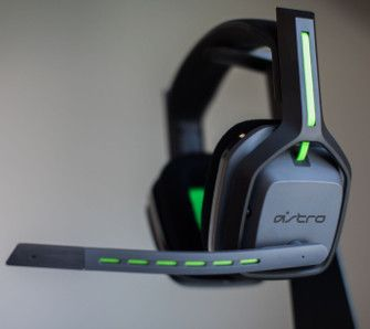 Astro A20 Wireless Headset - Test