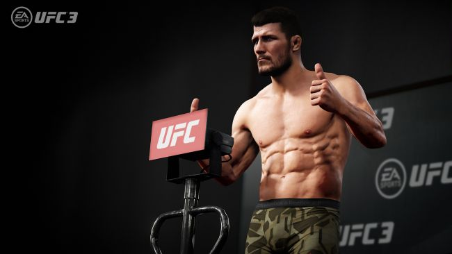 EA SPORTS UFC 3 - Screenshots - Bild 1