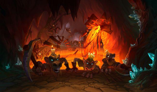 Hearthstone: Kobolds & Catacombs - Screenshots - Bild 5