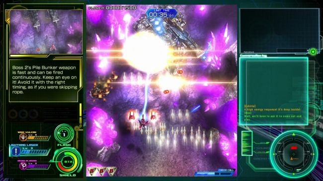 Raiden V: Director's Cut - Screenshots - Bild 9