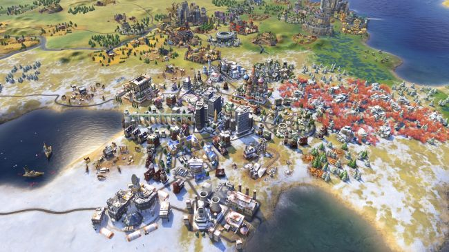 Sid Meier's Civilization VI: Rise and Fall - Screenshots - Bild 3