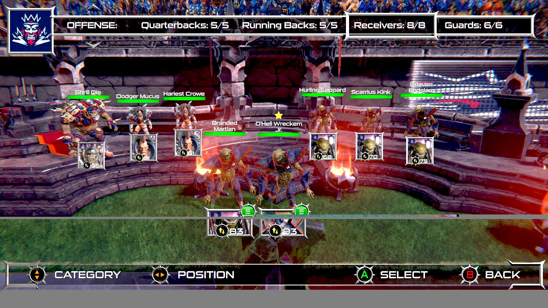 Mutant Football League - Screenshots - Bild 26