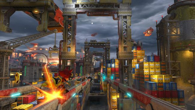 Sonic Forces - Screenshots - Bild 1
