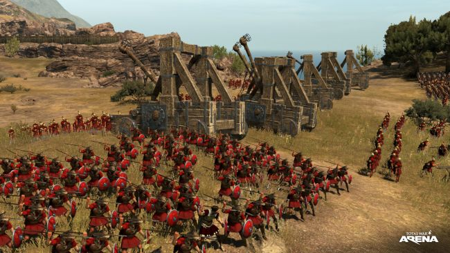 Total War: Arena - Screenshots - Bild 2