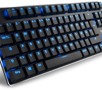 Sharkoon PureWriter TKL - Test
